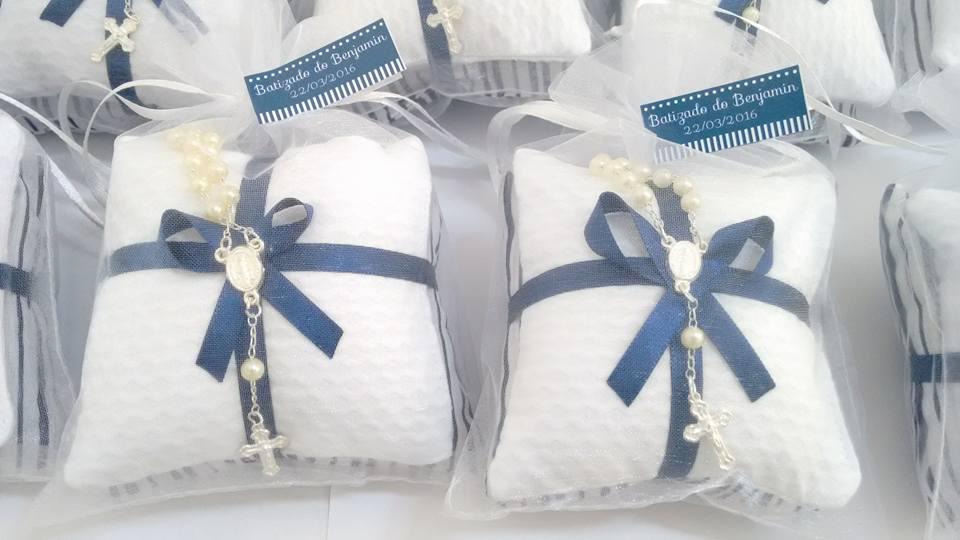 Sachês perfumados em formato de mini almofada dupla
